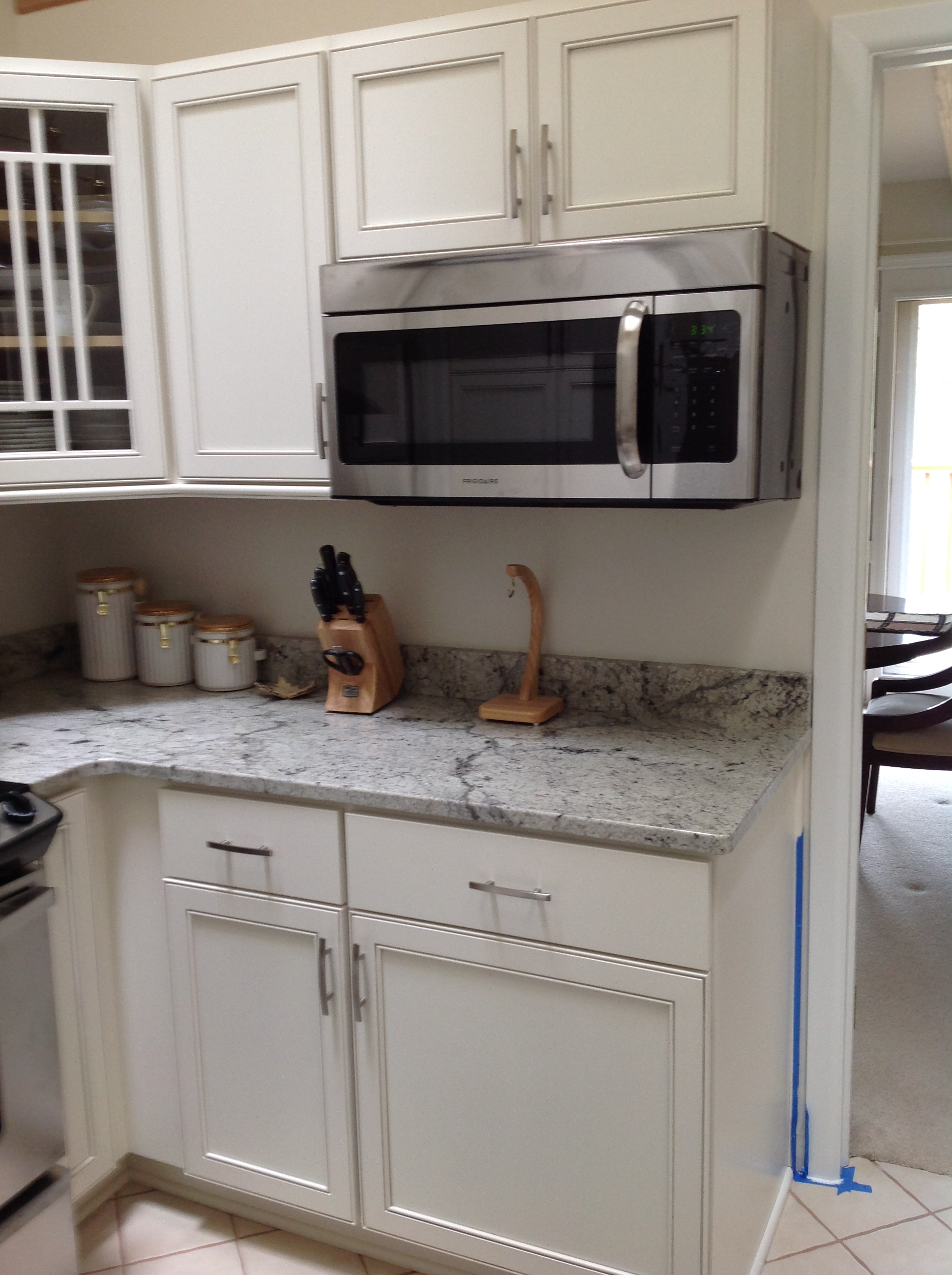 Remodel using our Dura Supreme Cabinetry line